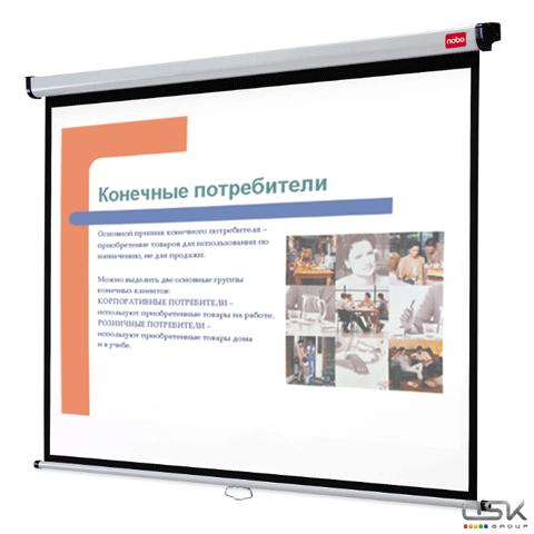 Проекторы и экраны для школы