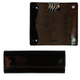 "Футляр для ключей BEFLER ""Classic"" натур. кожа, две кнопки, 60x130х15мм, черный, KL.11.-1, ш/к-10015"