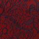 """Визитница карманная BEFLER """"Гипюр"""" на 40 визиток, натур. кожа, тиснение, красная, V.43.-1, ш/к-74186"""