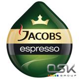 Капсулы для кофемашин TASSIMO JACOBS Espresso, натуральный кофе 16шт*8г, 13354
