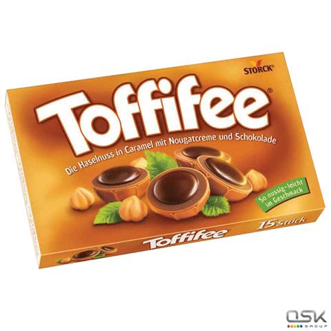 Конфеты шоколадные TOFFIFEE, 125г, картонная коробка, 294903-48