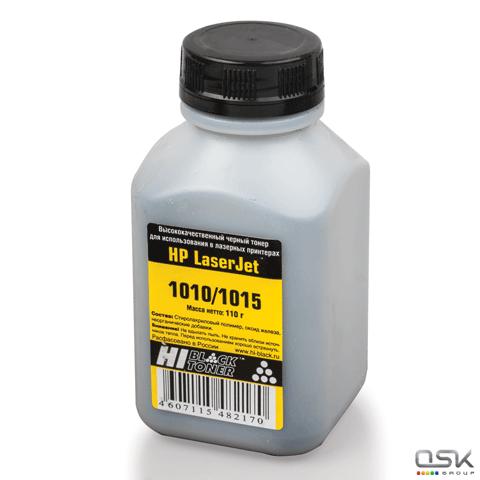 Тонер HI-BLACK для HP LJ 1010/1012/1015/1020, фасовка 110г