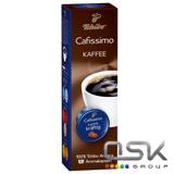 Капсулы для кофемашин TCHIBO Cafissimо Caffe Kraftig, натуральный кофе, 10шт*7,8г, 464526