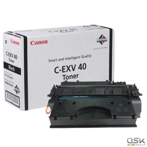 Тонер CANON (C-EXV40) iR1133/ 1133A/1133IF, ориг., 1300гр., ресурс 6000 стр
